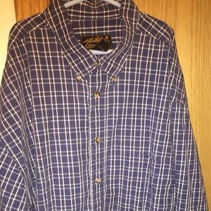 Men's  size large Eddie Bauer long sleeve shirt